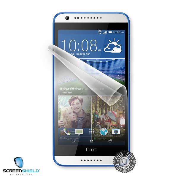 Ochranná fólie Screenshield na HTC Desire 620