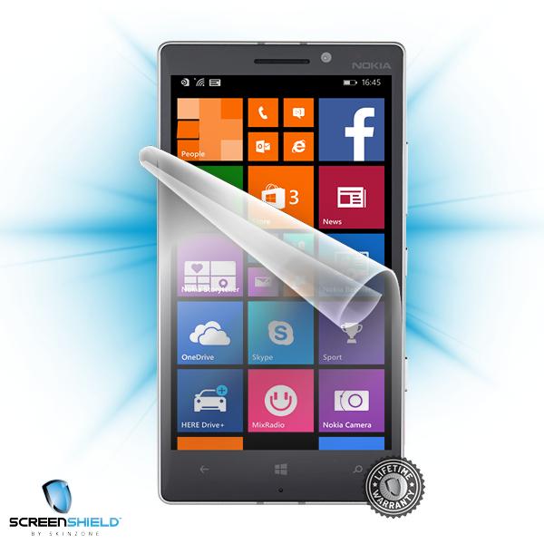 Ochranná fólie Screenshield na Nokia Lumia 930