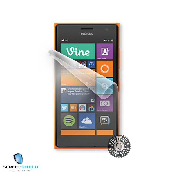 Ochranná fólie Screenshield na Nokia Lumia 735