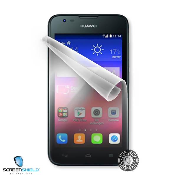 Ochranná fólie Screenshield na Huawei Ascend Y550