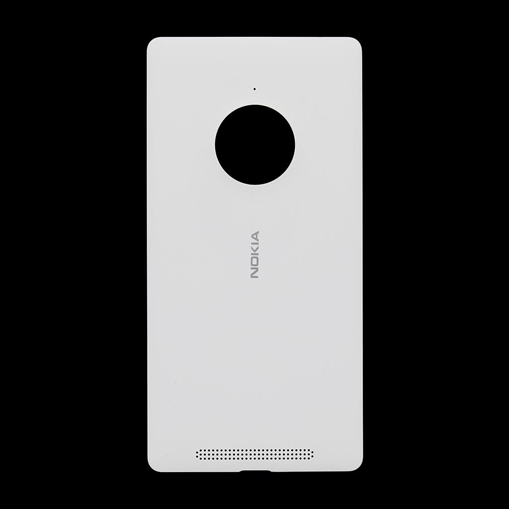 Zadní kryt baterie na Microsoft Lumia 830 bílý vč. NFC