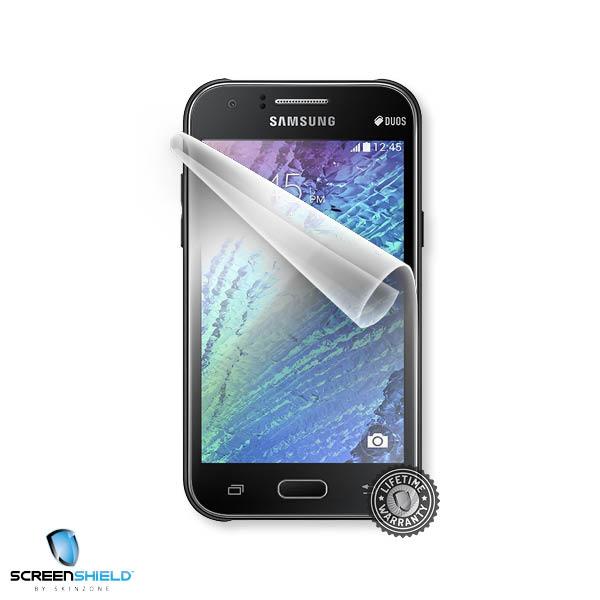 Ochranná fólie Screenshield na Samsung Galaxy J100H