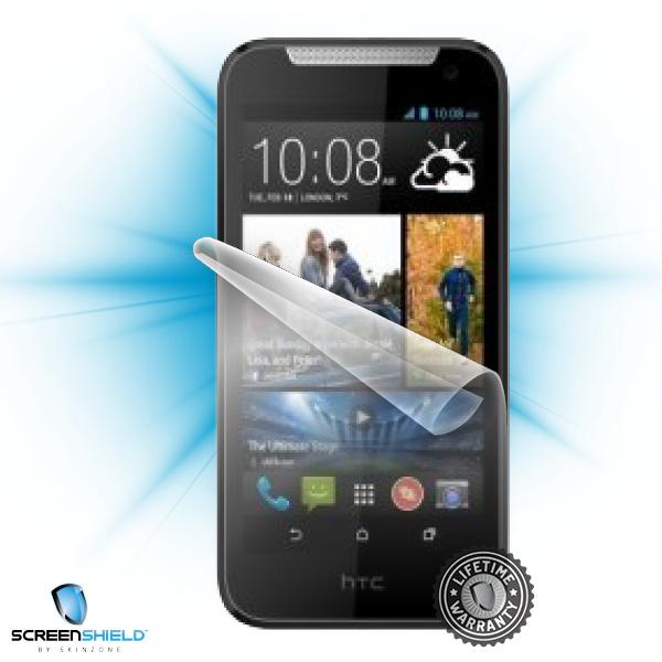 Ochranná fólie Screenshield na HTC Desire 310