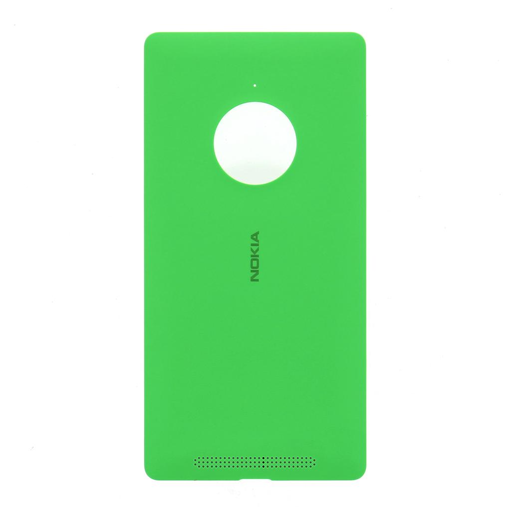 Zadní kryt baterie na Microsoft Lumia 830 zelený vč. NFC