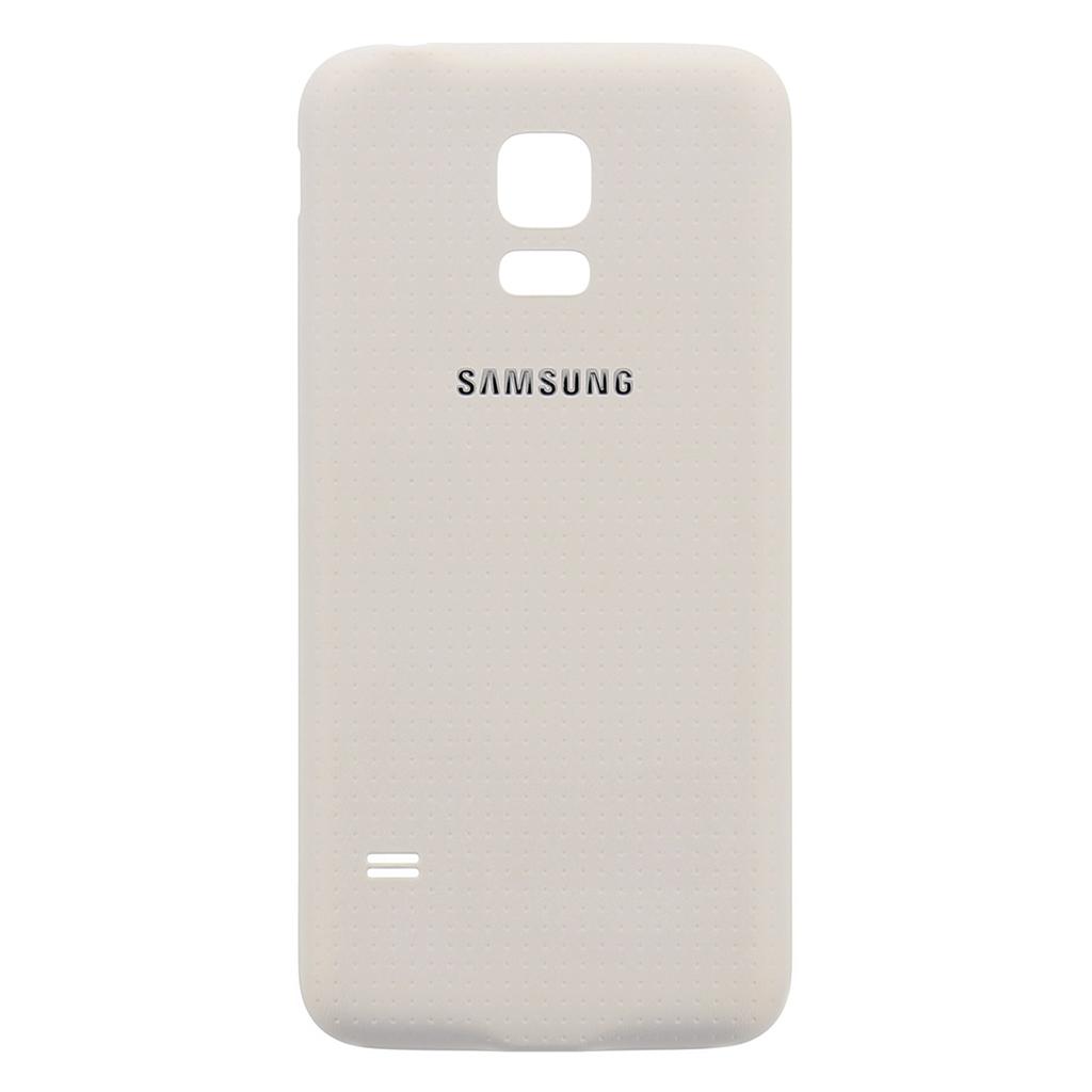 Zadní kryt baterie na Samsung Galaxy S5mini (G800) bílý