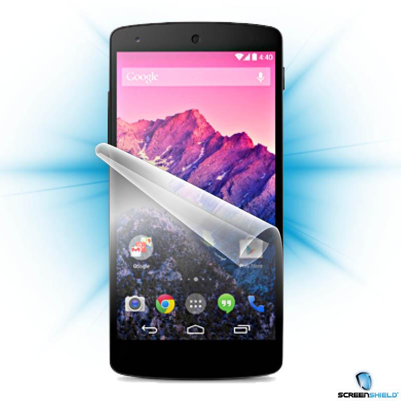 Ochranná fólie Screenshield na LG NEXUS 5 (D821)