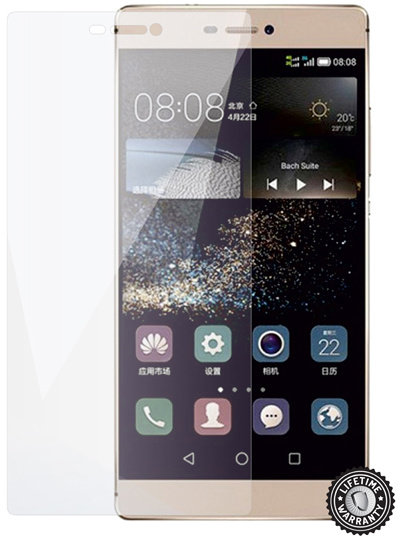 Tvrzené sklo Screenshield na Huawei P8
