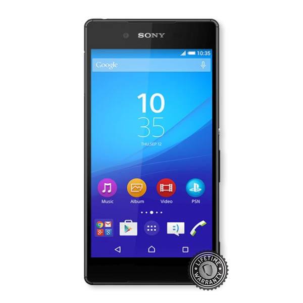 Tvrzené sklo Screenshield na Sony Xperia Z3 Plus