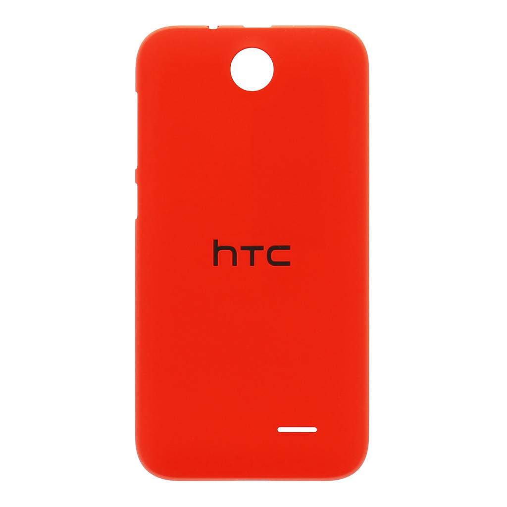 Zadní kryt baterie na HTC Desire 310 oranžový