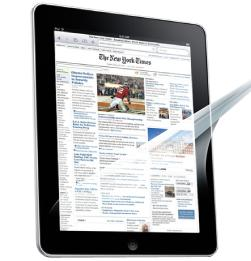 Ochranná fólie ScreenShield na Apple iPAD 4