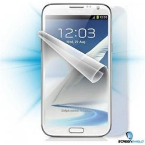 Ochranná fólie ScreenShield na Samsung Galaxy Note II N7100