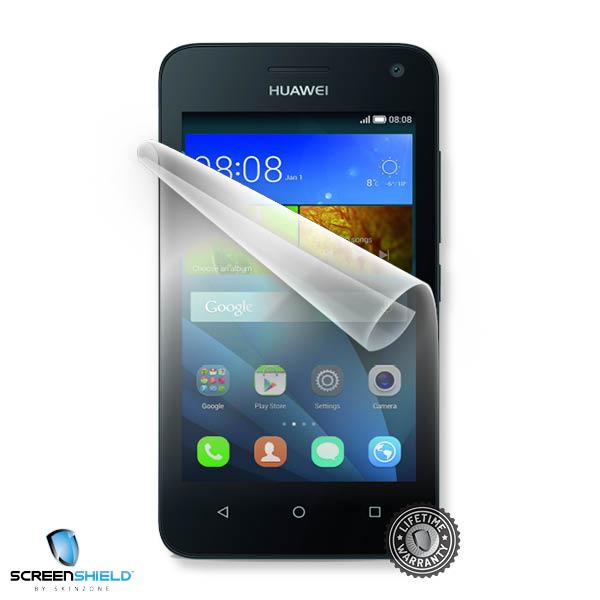 Ochranná fólie Screenshield na Huawei Ascend Y635