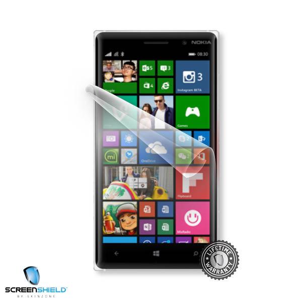 Ochranná fólie Screenshield na Nokia Lumia 830