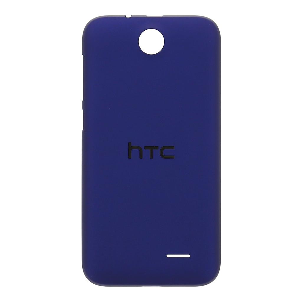 Zadní kryt baterie na HTC Desire 310 modrý