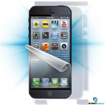 Ochranná fólie ScreenShield na iPhone 5S - celé tělo