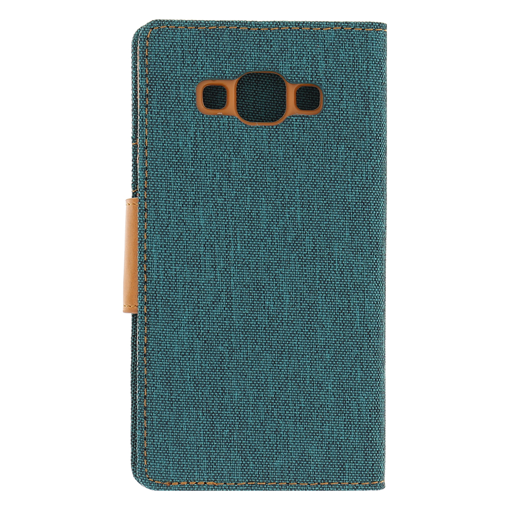 Pouzdro na Samsung Galaxy Core Prime (G360) Mercury Canvas zelené ... 6711b1fb49b