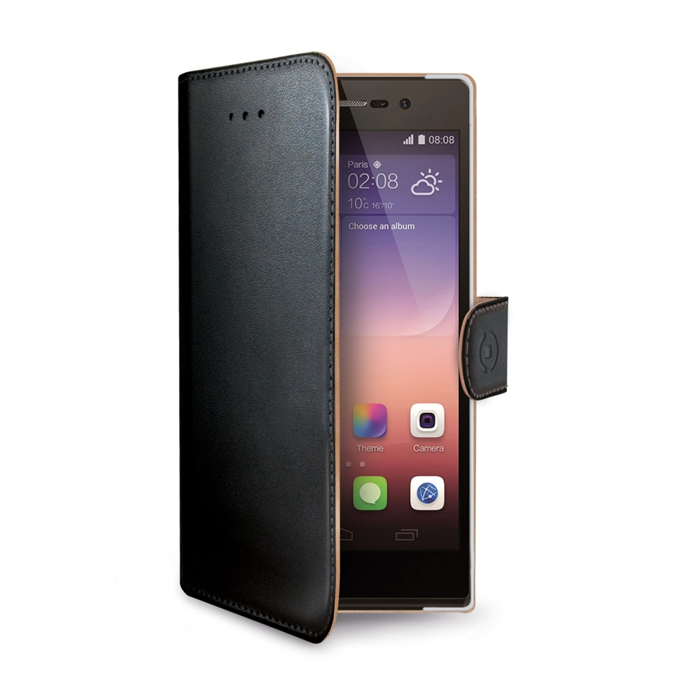 Pouzdro CELLY Wally pro Samsung Xcover 3 G388 černé