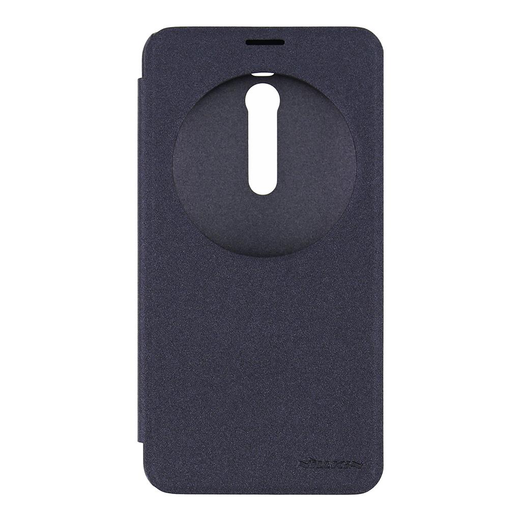 Flipové pouzdro Nillkin Sparkle S-View pro ASUS Zenfone 2 ZE551ML černé