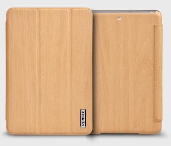 Pouzdro na tablet iPad AIR Remax béžové