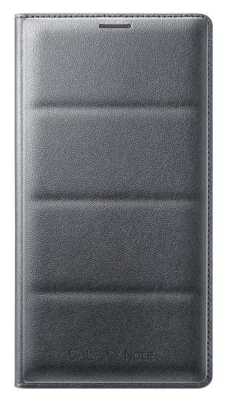 Originální pouzdro na Samsung Galaxy Note 4 (N910N) EF-WN910BCE černé
