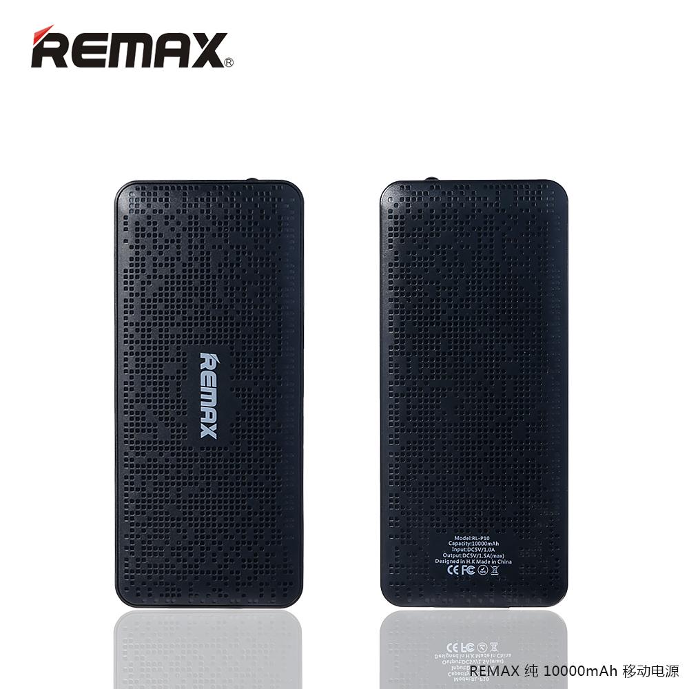 Remax Proda Pure PowerBank 10000mAh Li-Pol černá