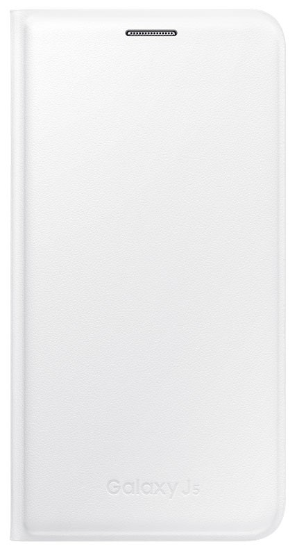 Originální pouzdro na Samsung Galaxy J5 EF-WJ500BW bílé