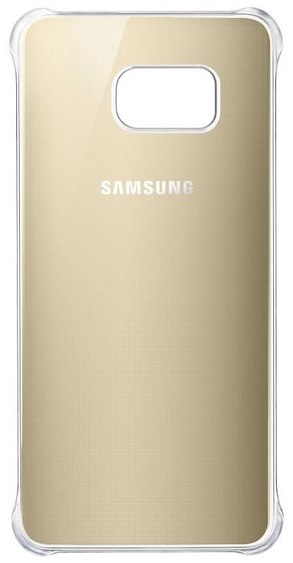 Originální zadní kryt na Samsung Galaxy S6 Edge+ EF-QG928MF zlaté