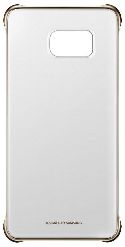 Originální zadní kryt na Samsung Galaxy S6 Edge+ EF-QG928CF zlaté