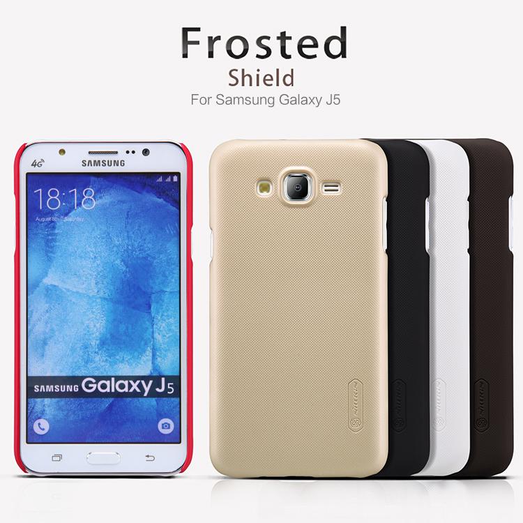 Nillkin Super Frosted zadní kryt na Samsung Galaxy J500 černý