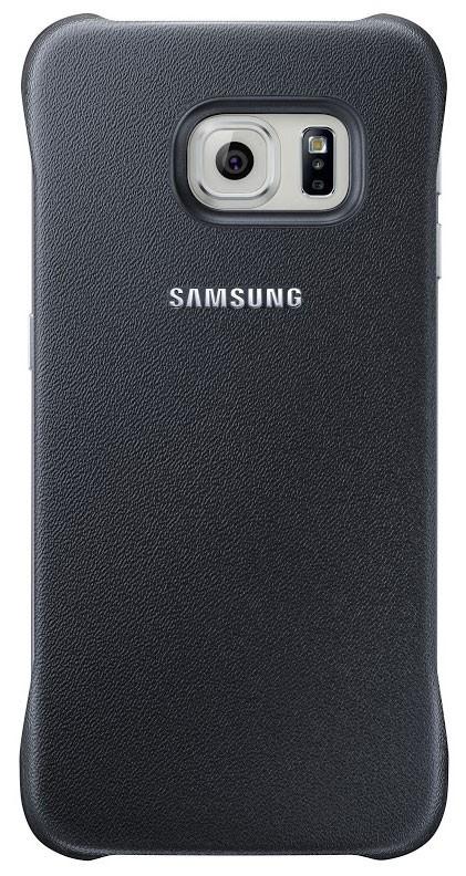 Originální zadní kryt na Samsung Galaxy S6 Edge EF-YG925BB černé