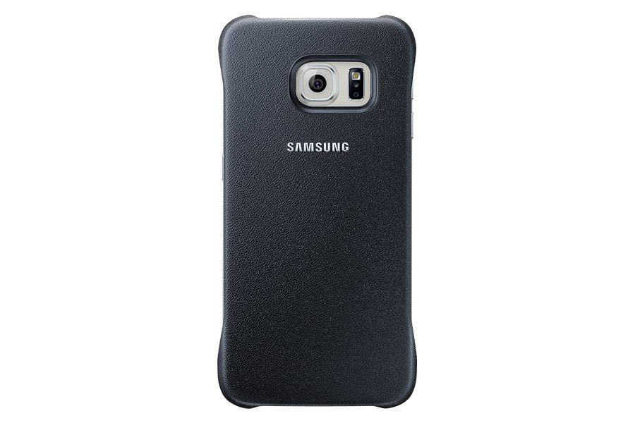 Originální zadní kryt na Samsung Galaxy S6 Edge EF-YG925BBBE černé