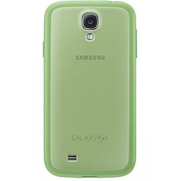 Originální zadní kryt na Samsung Galaxy S4 mini EF-PI919BGE zelené