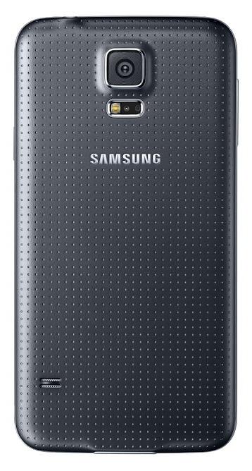 Originální zadní kryt na Samsung Galaxy S5 EF-OG900SBE černé