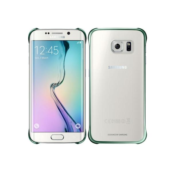 Originální zadní kryt na Samsung Galaxy S6 Edge EF-QG925BFE zlaté