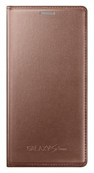 Originální pouzdro na Samsung Galaxy S5 mini růžově zlaté