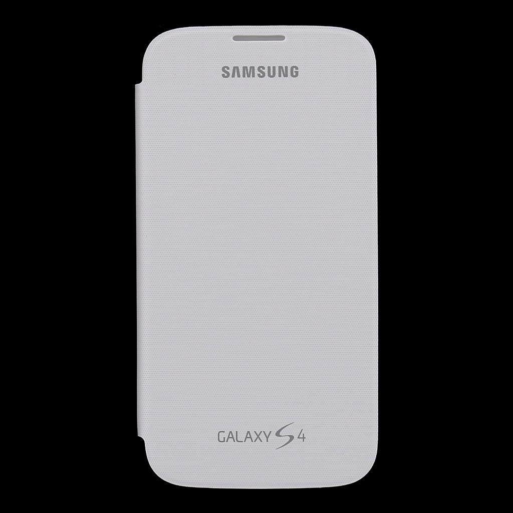 """Originální pouzdro na Samsung Galaxy S4 EF-FI950BWILOVE bílé """"I love you"""""""