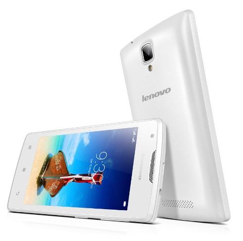 Smartphone Lenovo A1000 White