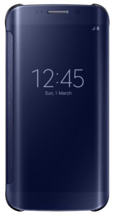 Originální pouzdro na Samsung Galaxy S6 Edge EF-ZG925B černé