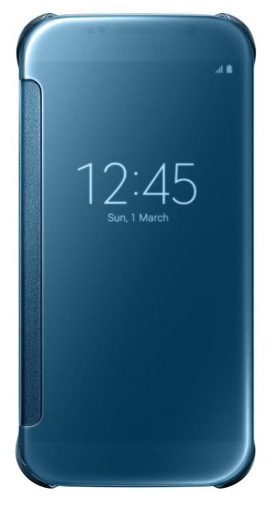 Originální pouzdro na Samsung Galaxy S6 EF-ZG920B modré