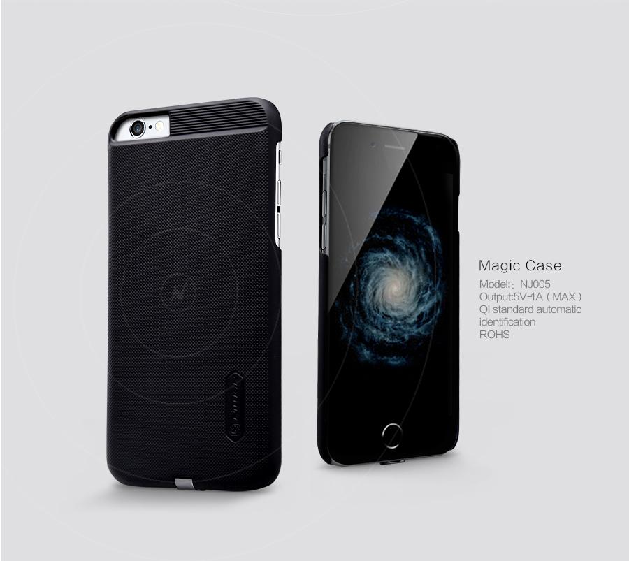 "Pouzdro Nillkin Magic Case QI pro iPhone 6 4,7"" černé"