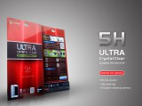 Ochranná folie Ultra Crystal pro Sony Xperia Z3 D6603, X-One 5H