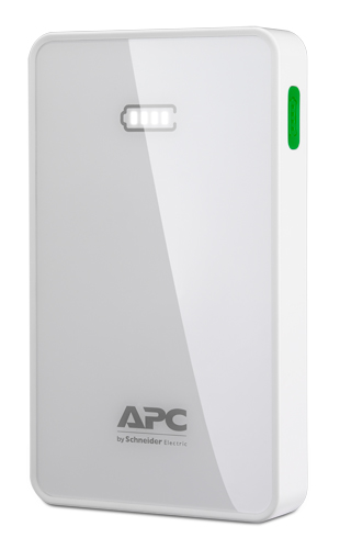 Power Pack APC Mobile 5000mAh Li-polymer bílá