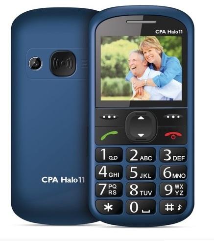 CPA Halo 11 Blue