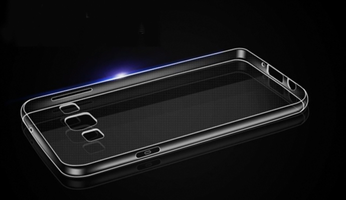 Silikonové pouzdro Ultra Slim 0,3mm pro Lenovo A6000, TPU, čiré