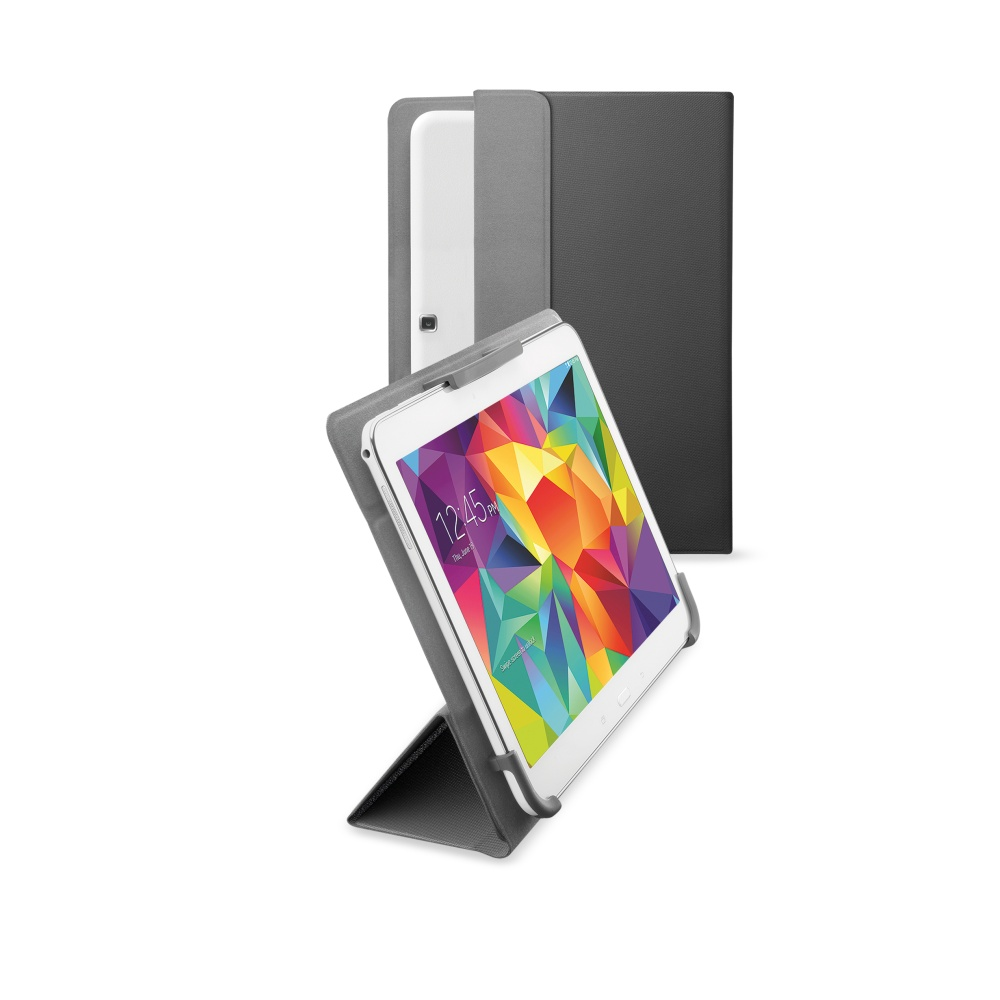 """Pouzdro CellularLine FLEXY pro tablety Samsung do velikosti 10,5"""" černé"""
