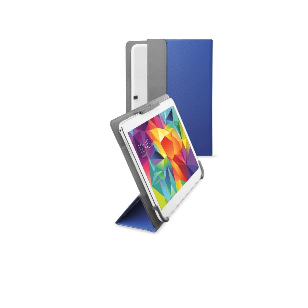 """Pouzdro CellularLine FLEXY pro tablety Samsung do velikosti 10,5"""" modré"""