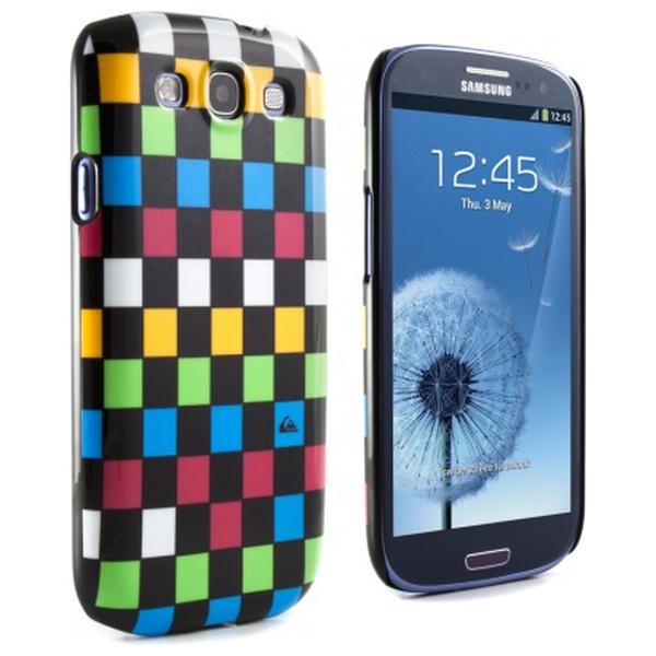 Zadní kryt Quiksilver na Samsung Galaxy S III, motiv Echo Beach