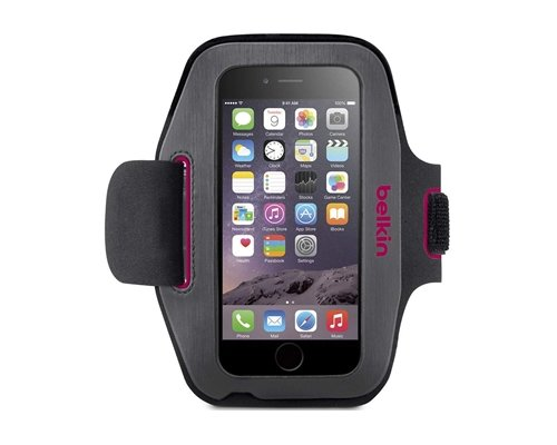 Sportovní pouzdro BELKIN SPORT-FIT na Apple iPhone 6 černé