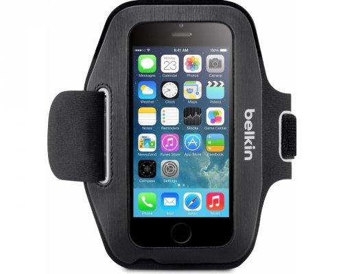 BELKIN pouzdro SPORT-FIT Armband iPhone 6/černé