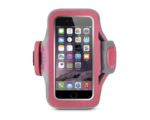 Sportovní pouzdro BELKIN na iPhone 6 růžové